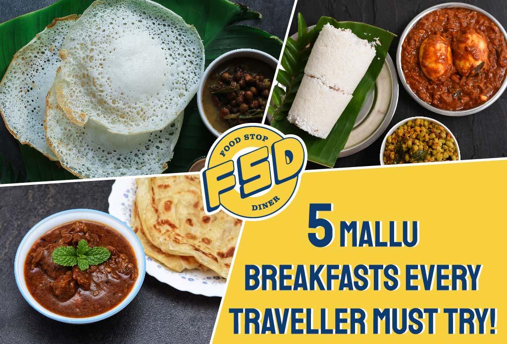 Popular Kerala Dishes | Traditional Food of Kerala.