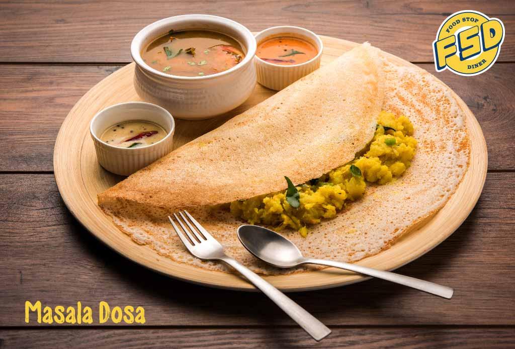 Masala Dosa | traditional Food of Kerala